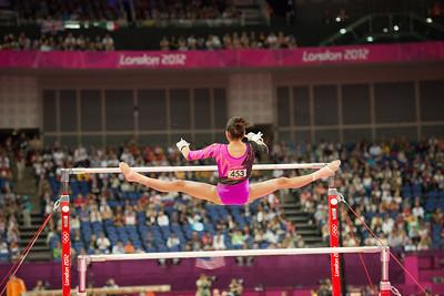 __02.08.2012_London Olympics_Photographer: Christian Valtanen_London_Olympics__02.08.2012_D80_4422_final, gymnastics, women_Photo-ChristianValtanen
