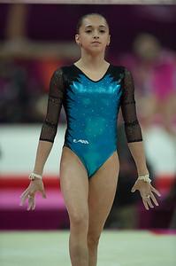 __02.08.2012_London Olympics_Photographer: Christian Valtanen_London_Olympics__02.08.2012__ND43351_final, gymnastics, women_Photo-ChristianValtanen