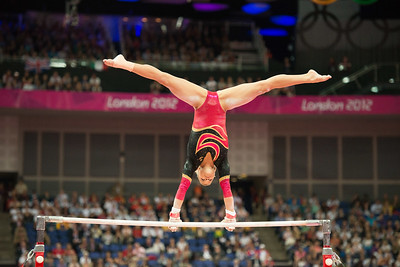__02.08.2012_London Olympics_Photographer: Christian Valtanen_London_Olympics__02.08.2012_D80_4410_final, gymnastics, women_Photo-ChristianValtanen