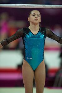 __02.08.2012_London Olympics_Photographer: Christian Valtanen_London_Olympics__02.08.2012__ND43349_final, gymnastics, women_Photo-ChristianValtanen