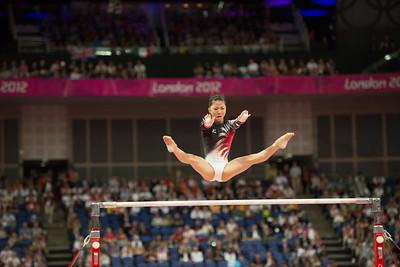 __02.08.2012_London Olympics_Photographer: Christian Valtanen_London_Olympics__02.08.2012_D80_4382_final, gymnastics, women_Photo-ChristianValtanen