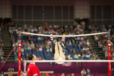 __02.08.2012_London Olympics_Photographer: Christian Valtanen_London_Olympics__02.08.2012_D80_4379_final, gymnastics, women_Photo-ChristianValtanen
