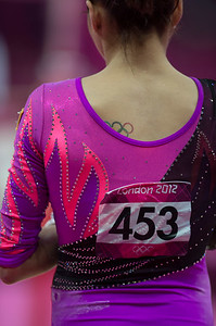 __02.08.2012_London Olympics_Photographer: Christian Valtanen_London_Olympics__02.08.2012__ND43363_final, gymnastics, women_Photo-ChristianValtanen
