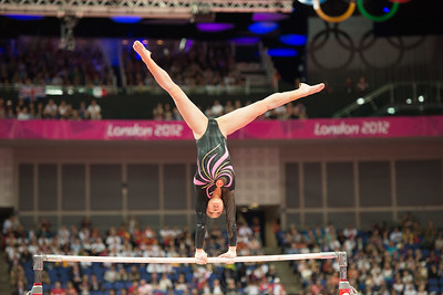 __02.08.2012_London Olympics_Photographer: Christian Valtanen_London_Olympics__02.08.2012_D80_4351_final, gymnastics, women_Photo-ChristianValtanen