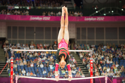 __02.08.2012_London Olympics_Photographer: Christian Valtanen_London_Olympics__02.08.2012_D80_4405_final, gymnastics, women_Photo-ChristianValtanen