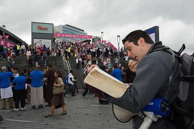 Christian outreach__31.07.2012_London Olympics_Photographer: Christian Valtanen_London_Olympics_Christian outreach_31.07.2012_DSC_1189__Photo-Christian_Valtanen