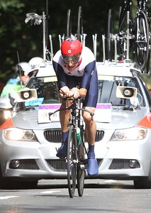 Bradley WIGGOld Wiggins(Team GB) Winner of the Tour de France 2012 and Olympic Champion Time Trial London 2012