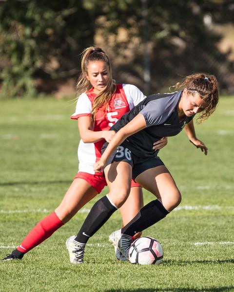 Lone Peak vs American Fork Soccer