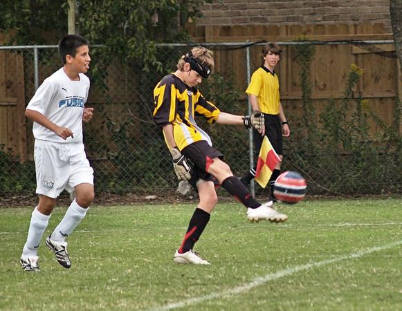 Lonestar Soccer 10.14.2007