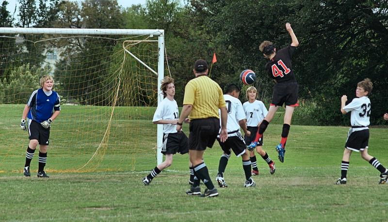 Lonestar Soccer 10.7.2007