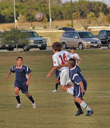 Lonestar Soccer 11.10.2007