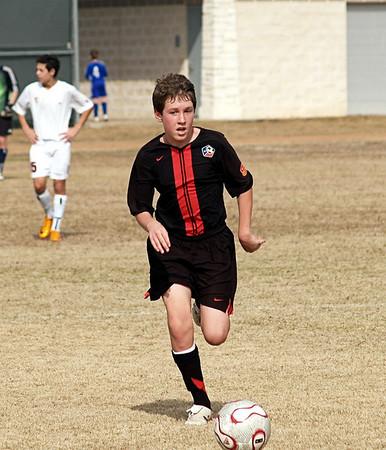 Lonestar Soccer 2.3.2008