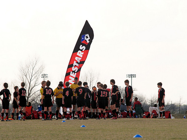 Lonestar Soccer vs. Millenium 3.1.2008