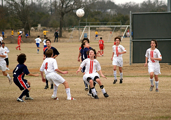 Lonestar Soccer vs Solar 2.3.2008