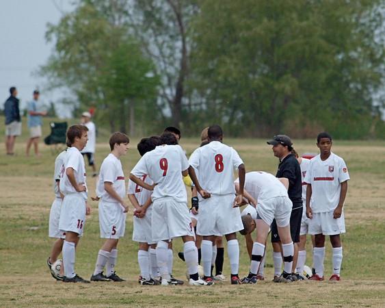 Lonestar Soccer vs. 94 LS Blue 5.9.2010
