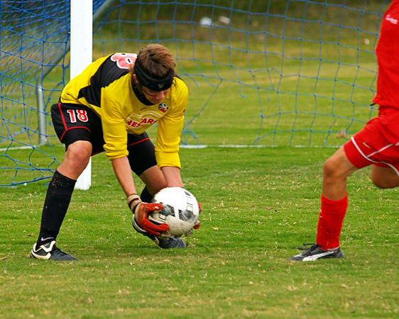 Lonestar Soccer vs. Dallas Texans Austin 8.2.2009