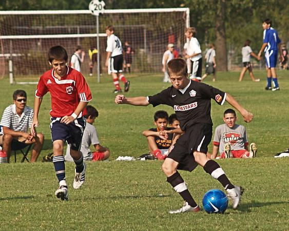 Lonestar Soccer Austin Labor Day Cup 8.30.2008