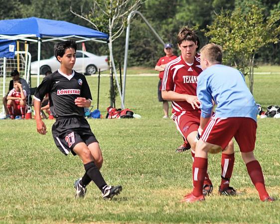 Lonestar Soccer vs 93-94 Texans Elite 8.17.2008