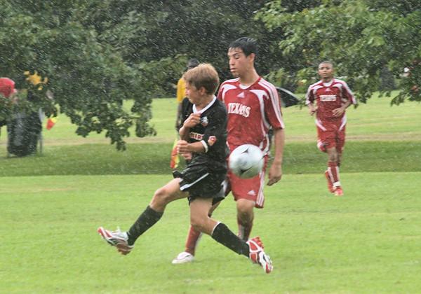 Lonestar Soccer vs 95 Texans 8.16.2008