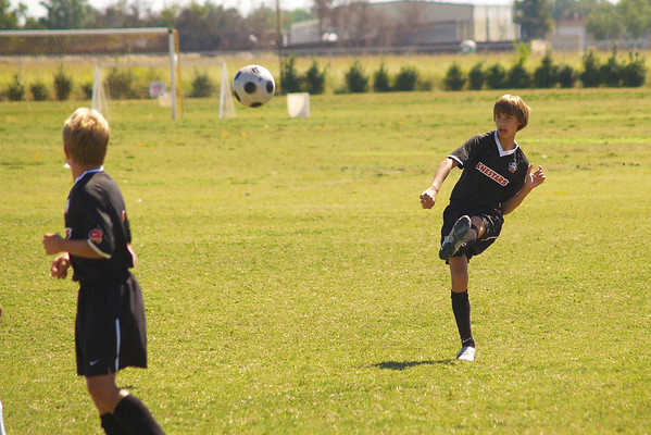 Lonestar Soccer vs Forza SA 10.19.2008