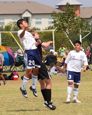 Lonestar Soccer vs Forza 9.21.2008
