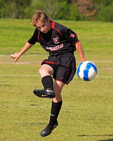Lonestar Soccer vs. Classics Elite 4.4.2009
