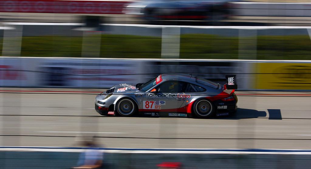 Porsche Speed Shot
