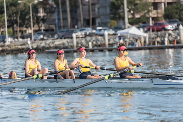 Long Beach Junior Crew So Cal Cup Regatta March 14 2015