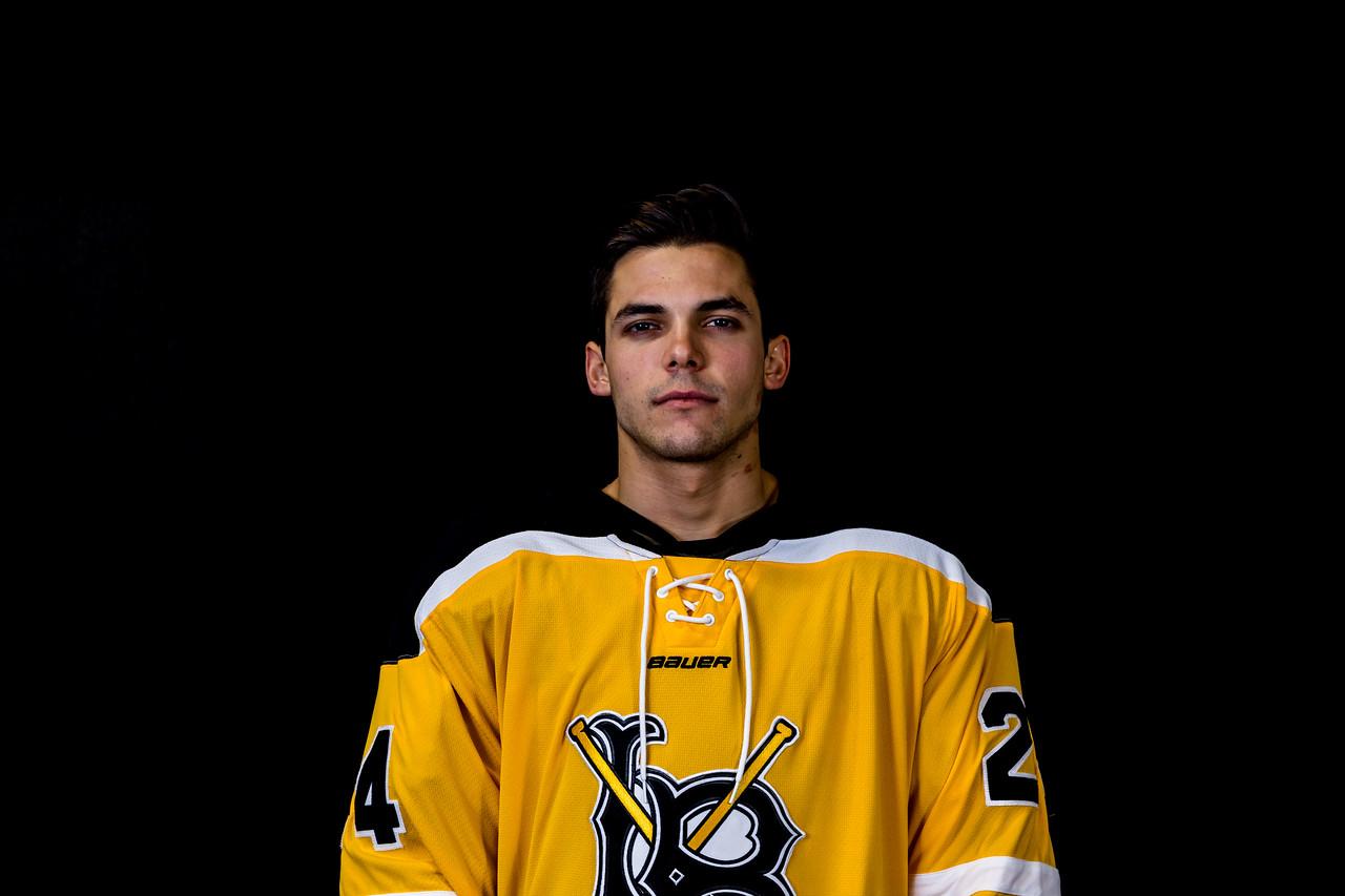 #24 Blake Rivera D
