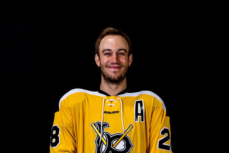 #28 Adam Stanovich D
