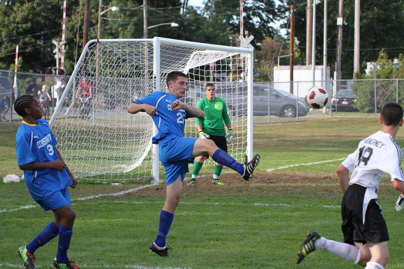 20130925 Comsewogue @ Sayville Soccer 073