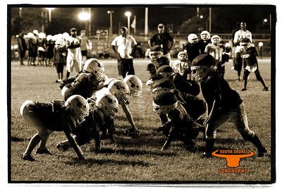 Longhorns 9/16 Practice