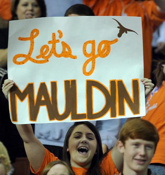 Looking back at the Mauldin Cheerleaders.<br /> GWINN DAVIS PHOTOS<br /> gwinndavisphotos.com (website)<br /> (864) 915-0411 (cell)<br /> gwinndavis@gmail.com  (e-mail) <br /> Gwinn Davis (FaceBook) <br /> gallery can be found at tribunetimes.com