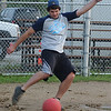 Lorain kickball league :