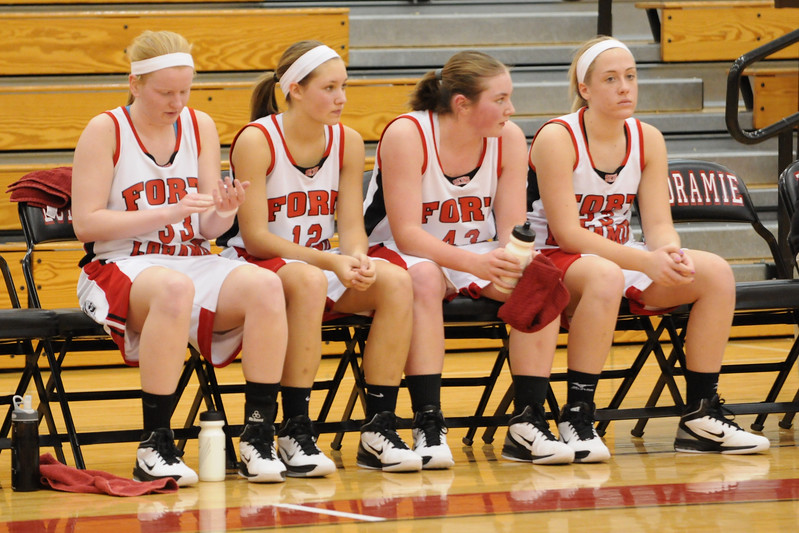 Fort Loramie / Russia JV Girls 02-05-2011