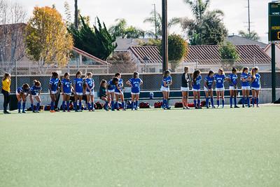 Los Al Girls Soccer JV 2015-1