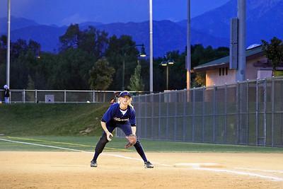 Softball Los Al Lobos - Chino Hills Tournament