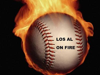Burning Baseball (1)