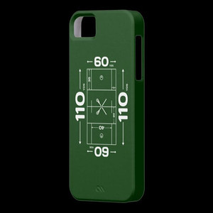 Lacrosse iPhone 5 Case