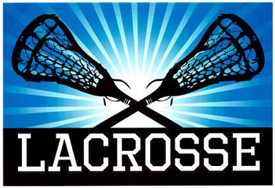 Lacrosse Sticks Blue