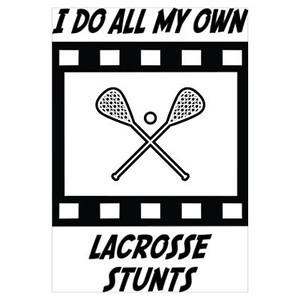 Lacrosse Stunts