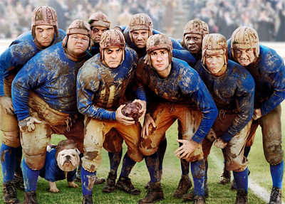 Football Leatherheads