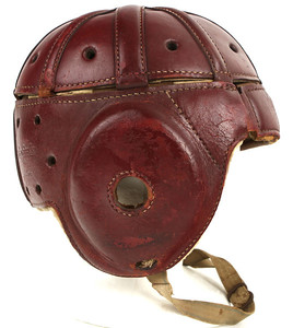 Football Helmet 1920