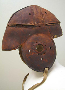 Football Helmet 1917