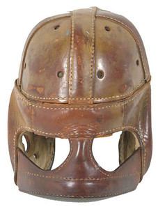 Football Helmet 1920 (Executioner)