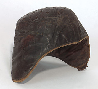 Football Helmet 1910