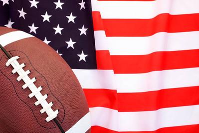 Football & Flag