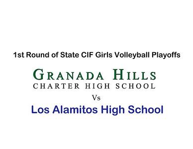 Granada Hills Charter High School