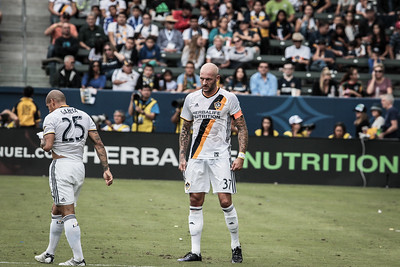 "Jelle Van Damme is a fearsome defender, at 6'3"" and 195 lbs. The LA Galaxy gave him the defensive player of the year award."