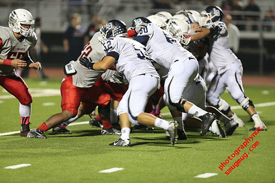 Los Osos Varsity vs Etiwanda Second Half 10 10 2014